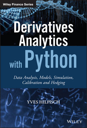 Derivatives Analytics with Python cover image