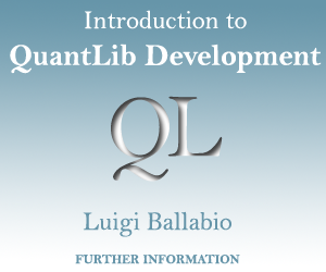 Introduction to QuantLib Development