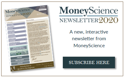 Subscrive to the MoneyScience Newsletter